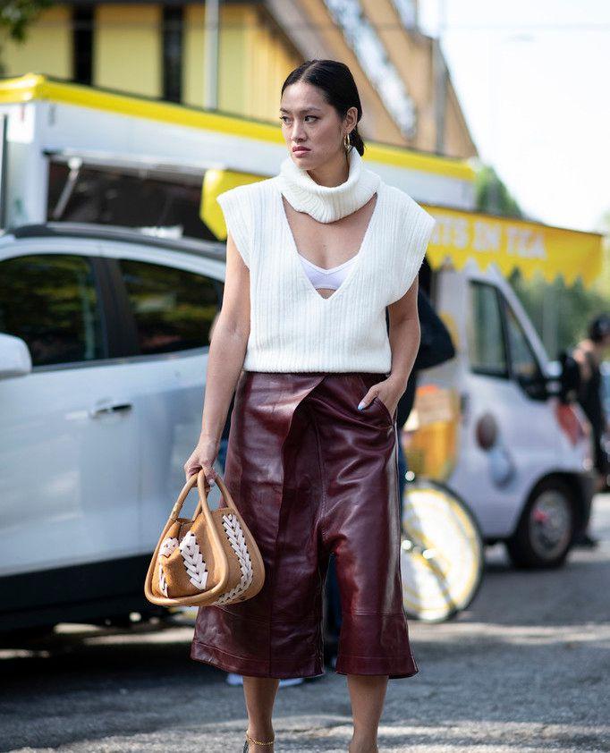 比百慕大短裤更精致的这条裤子火爆了 今年春季一定要买TA