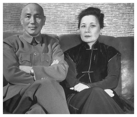 是政治联姻还是情投意合?从老蒋对宋美龄的称呼中寻找答案