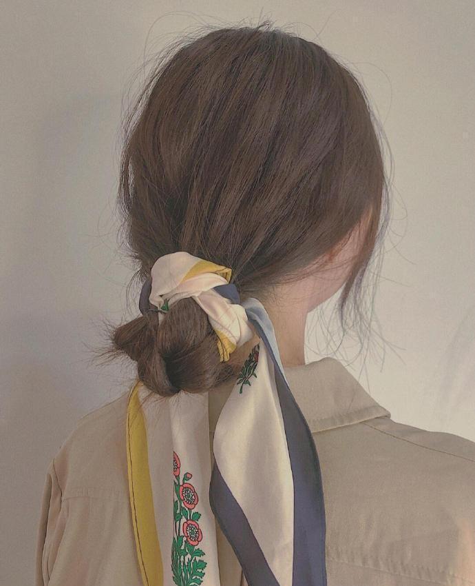 韩式仙女编发,优雅时尚又日常,上班族最爱,手残党一学就会