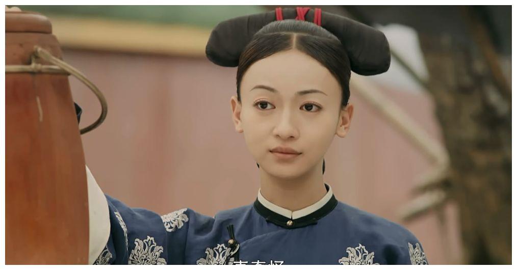 《延禧攻略》:魏璎珞从宫女到令妃,不止是靠颜值和心机!