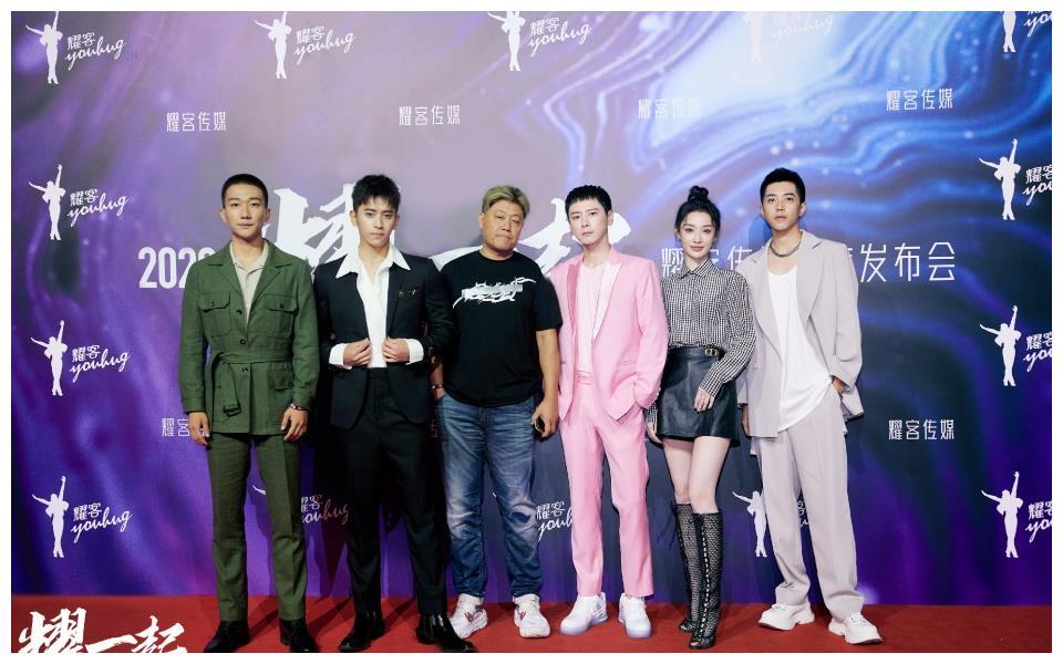 朱俊麟三度登台耀客年度发布 穿火、在一起、陌恋 挑战迥异角色