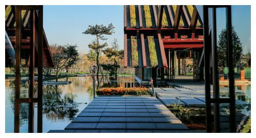 跟着武汉六号线,参观园博园中绝不能错过的特色展园!
