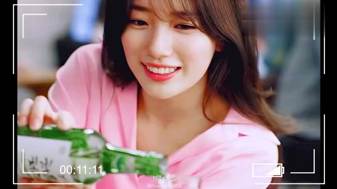 南韩国民初恋裴秀智的美貌图鉴,清纯又大气的美人