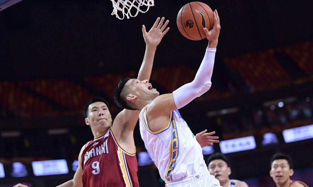 林书豪29分助北京首钢豪取六连胜!总冠军有望了?