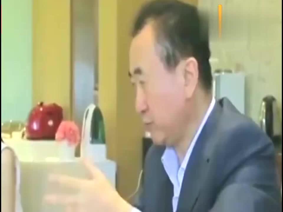 王健林被问:你啥时候退休?接下来他回答,网友:贫穷限制想象力