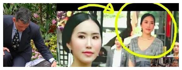 68岁泰王将女儿闺蜜收入后宫,眉眼神似西拉米,苏提达态度太谦卑