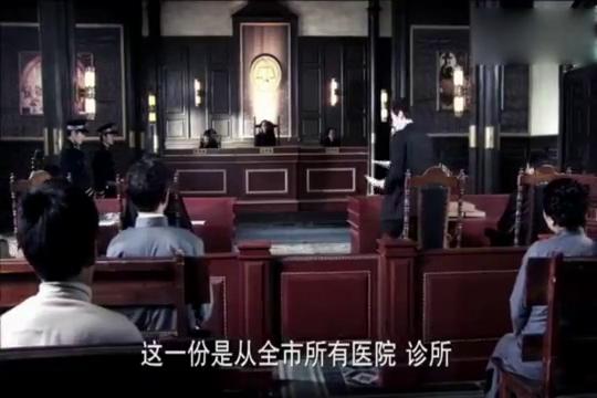 新神探联盟:包正和律师在法庭上唇枪舌剑,精彩辩论