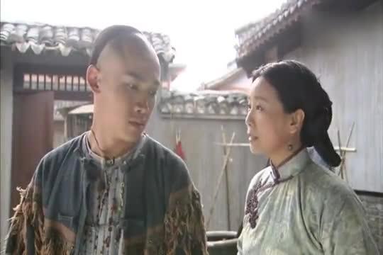 京城四少:二娘和铁蛋说起了话,二娘的话感动了铁蛋