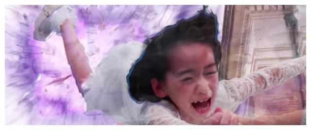 假面骑士圣刃:神秘女孩名为露娜,流苏和亚瑟王来到现实世界