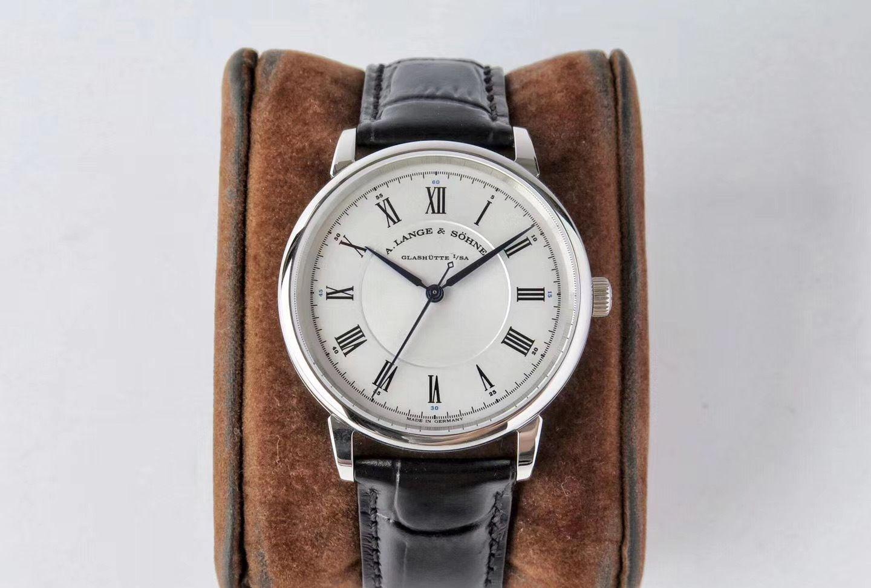 SV朗格SAXONIA系列正装腕表,大道至简,返璞归真