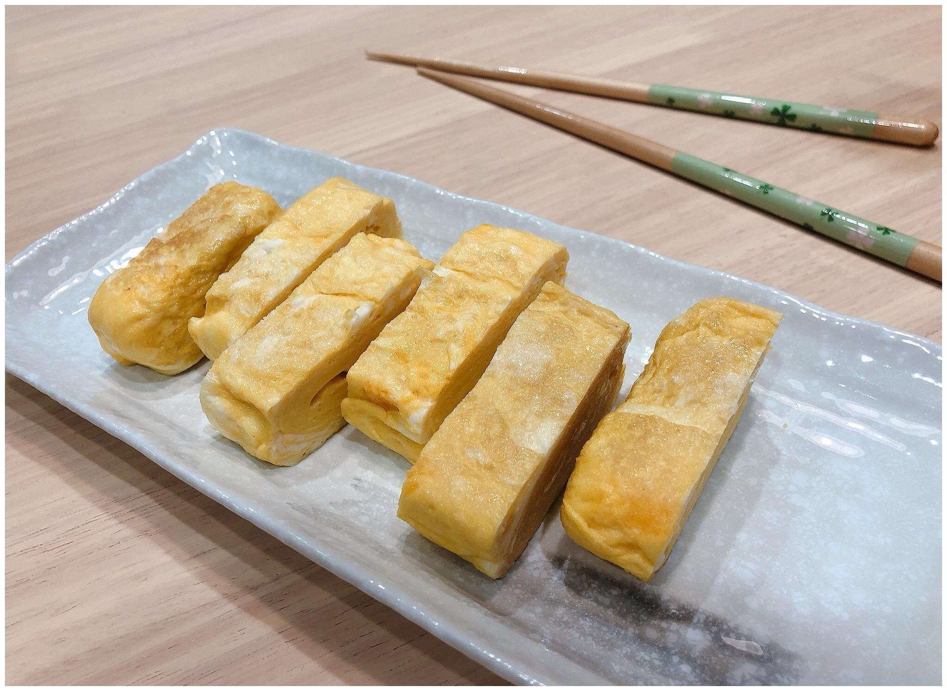 日式玉子燒的做法