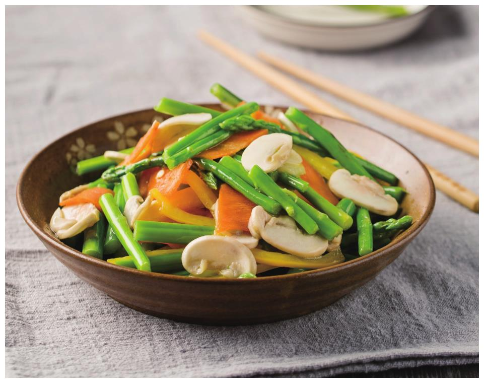 这菜不仅营养丰富,还能给孕妈妈补充天然叶酸,清爽脆嫩鲜美可口