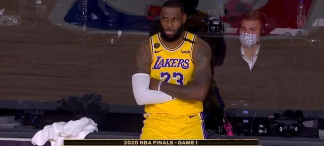NBA总决赛正式开打,湖人迎战热火。热火打出了一个非常不错的开局