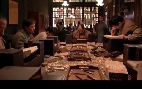 百年荣宝斋:张幼林最恨作假,现在他竟做起假来了,真是无奈呀!