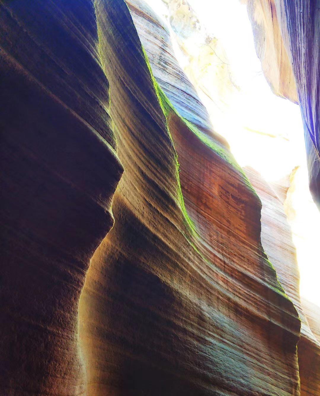 陕西雨岔大峡谷,摄影爱好者者向往的圣地!