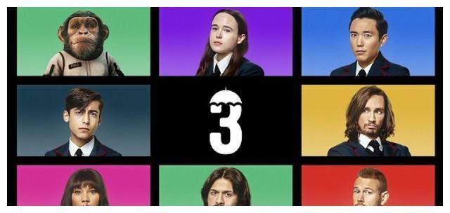 准备迎接「麻雀学院」,Netflix正式续订《伞学院》第三季