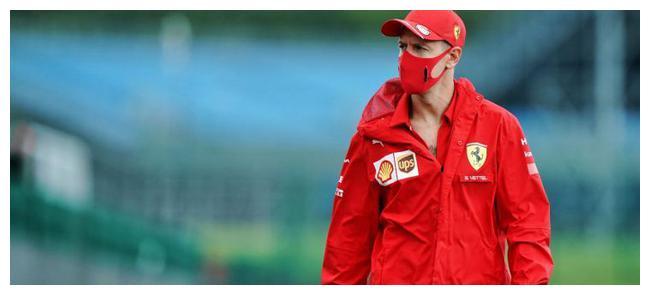 F1摄影老炮萨顿看到维特尔坐进了赛点领队的车