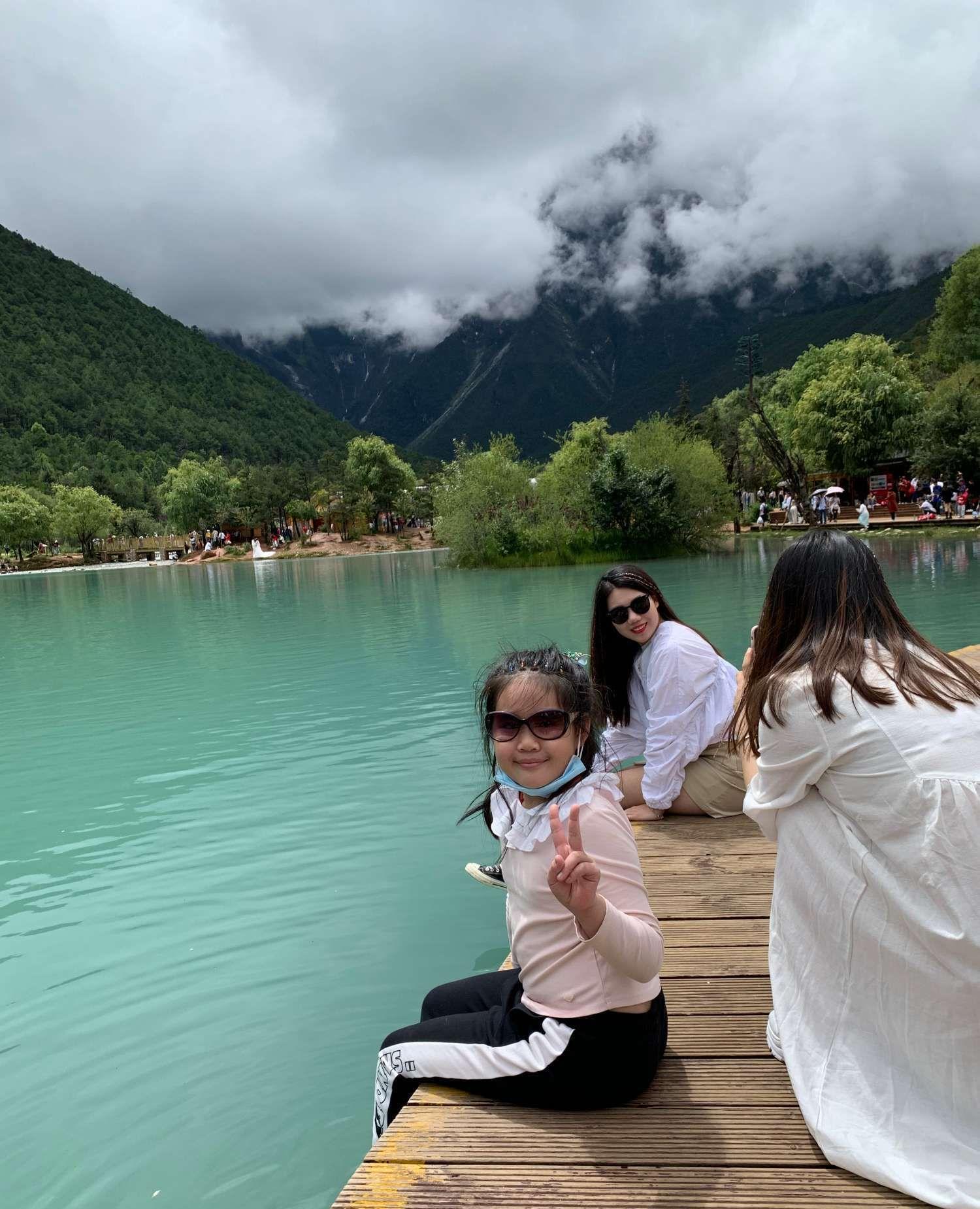 8月旅游一定要来云南玉龙雪山避暑胜地,夏日体验冬天下雪的感觉