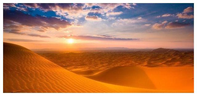 把撒哈拉沙漠建成地球巨型太阳能电厂?发电可超全球总量100倍!