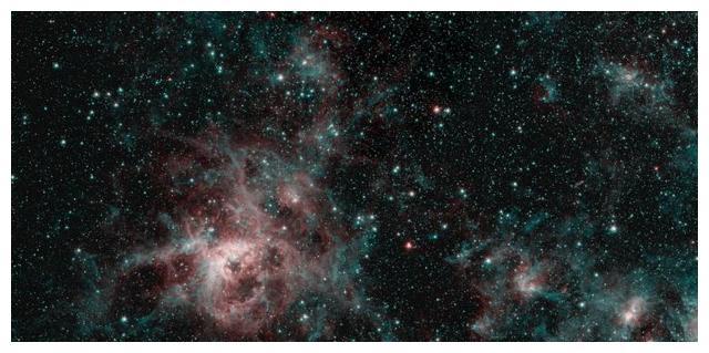 银河系之外还有银河系?天文学家:人类发现了一个藏宝箱