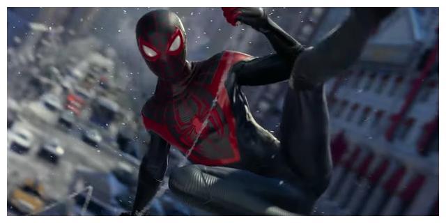 《漫威蜘蛛侠:迈尔斯》演员受到了彼得·帕克演员指点