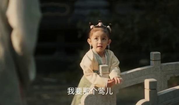 清平乐:徽柔要天上的鸟禾儿搞不定这小奶娃,曹丹姝竟哄骗