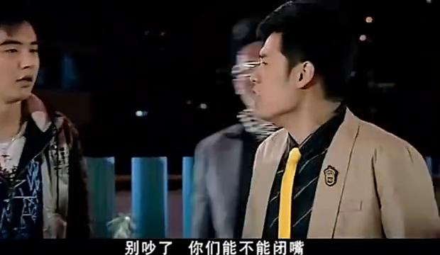 关谷用着曾小贤的动作上了曾小贤的电视
