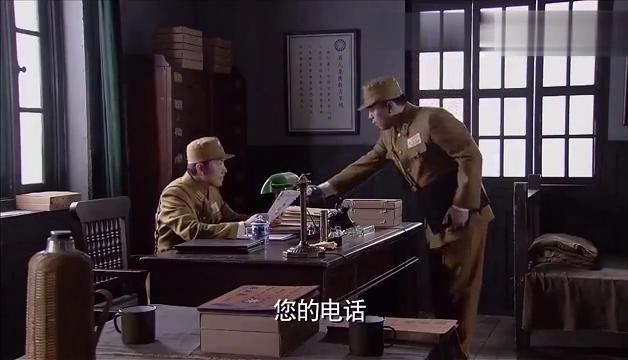 影视:大佬一个电话,上海滩黑白两道都来保护他,连军队都出动了
