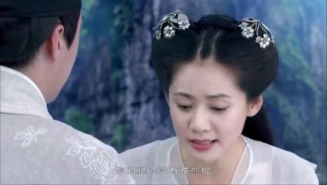 狐仙:聂仁死要跟着小倩和采臣,还要耍小性子,小倩都想打人了