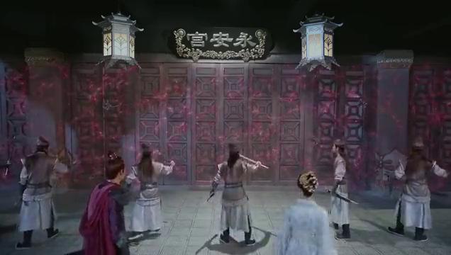 择天记:白后的凝霜箭太厉害了吧,两箭就让魔族七杀灰飞烟灭!
