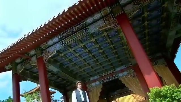新还珠格格:永琪让班杰明直说,会不会娶一个中国女人?