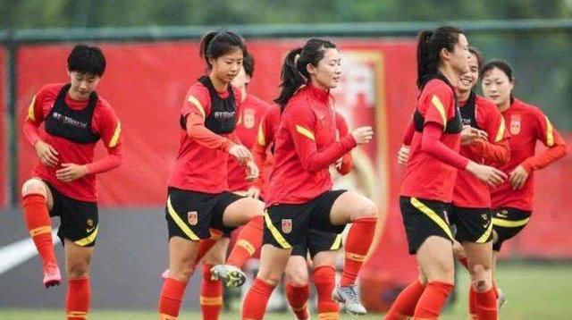 女足集训模拟PK韩国!战假想敌1胜1平 贾秀全:球队处于上升阶段