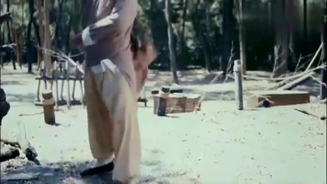 HBO出品黄麒英,看看老外拍的武侠片怎么样