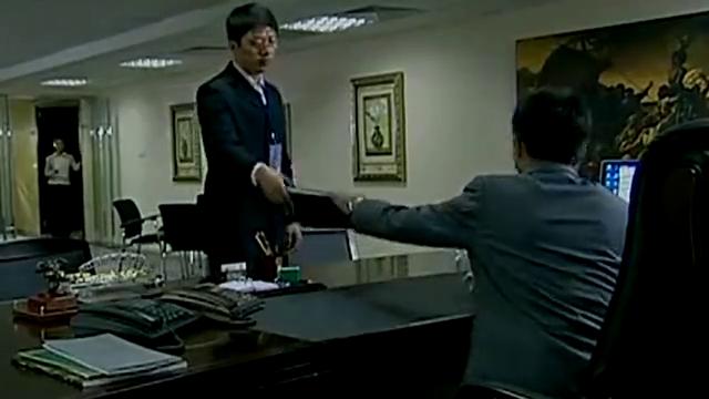 艰难爱情:孟伟来自己哥哥公司应聘,哥哥问他演的哪出戏