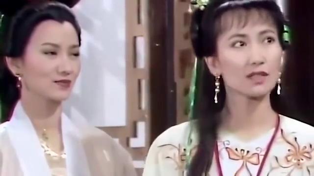 新白娘子传奇:小白素贞回想起二十年前的点点滴滴,都是回忆啊