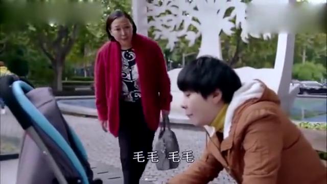 生活启示录:前婆婆在公园看到了闫妮的孩子, 向保姆问东问西