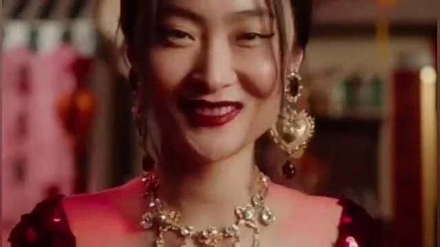 杜嘉班纳视频广告,虚伪造作,令人作呕