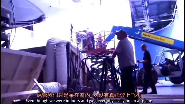 片场拍摄, 他们真的把一辆跑车射出了大楼!