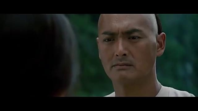 李慕白把青冥剑扔向湖心,没想到妹子舍命去捞!