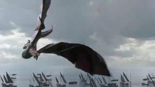 权力的游戏第八季未删减版:小矮人他们被偷袭,伤亡惨重