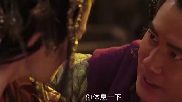 捉妖记:梁朝伟把李宇春女人的一面逼出来了,够妩媚!