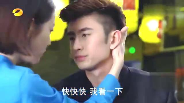 亲爱的翻译官:王旭东正发高烧,嘉怡一叫他,立马出来陪伴!