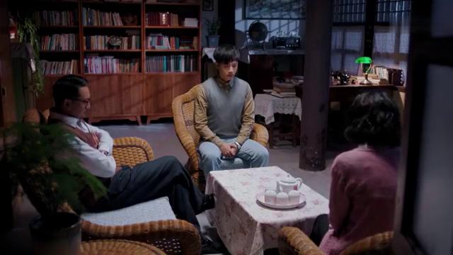 我们的四十年:李铭柱就是个小人,让肖战给他道歉,肖战不愿意