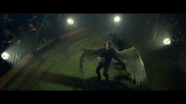 恶魔男孩爆发战力,瞬间将天使男秒杀,霸气侧漏!