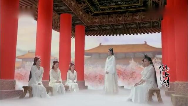 王母娘娘密谋铲除仙女湖,更是要出去自己丈夫,七公主听得泪奔!