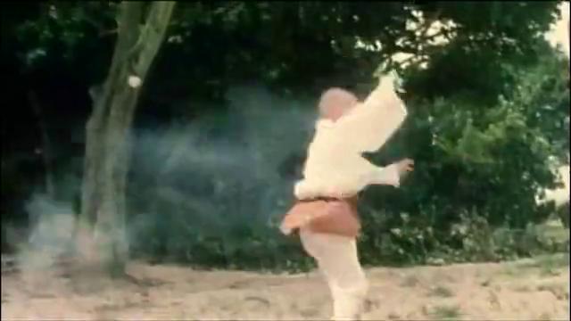 """看达叔练剑气,我能笑上一整天,这才是真正的""""耍剑""""!"""