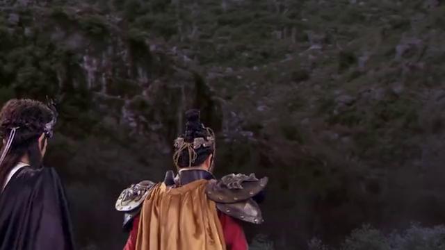 封神英雄榜:姬发以防万把虎符交给雷震子,独自去破阵
