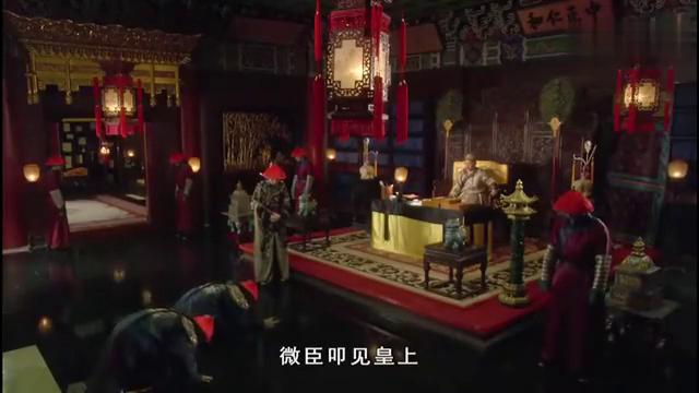 甄嬛传:今日太后和皇后屡遭厄困,真是天象有异吗?