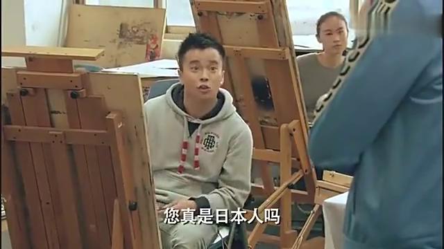 爱情公寓:关谷上的美术课,硬是被学生搞成了外语课