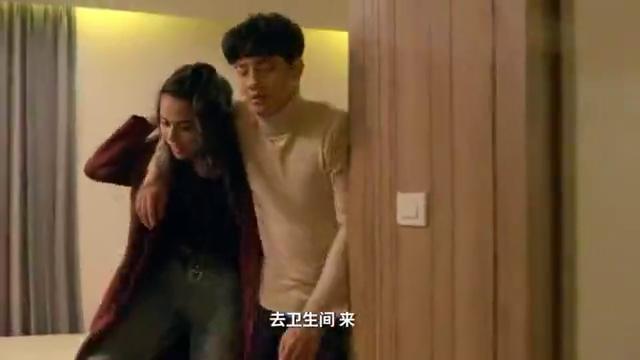 李大仁喝醉,新女同事送他回家,竟然还帮他换衣服